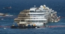 Pollution : le remorquage du Costa Concordia sous haute protection