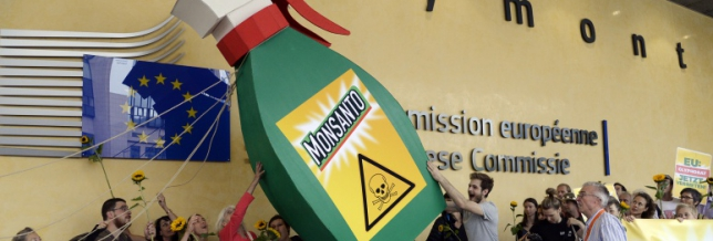 Lobbying : Monsanto banni du Parlement européen