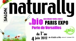 Salon Naturally 2012 : un salon bio et nature à Paris