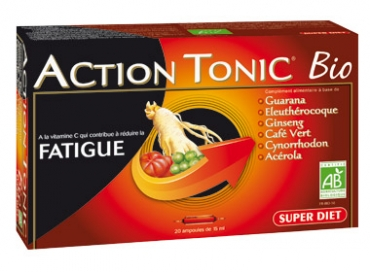 Ampoules Action Tonic Bio Super Diet...