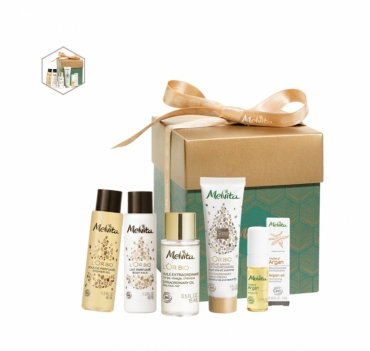 Mini Coffret L'Or Bio Melvita    Un...