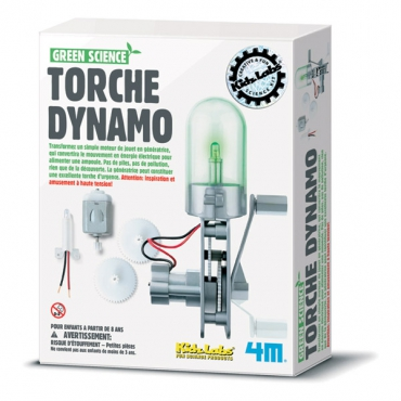 Kit Construction Torche Dynamo    Ce kit...