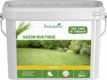 Gazon éco-durable Botanic