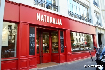 naturalia inaugure un nouveau concept store bio paris bioaddict. Black Bedroom Furniture Sets. Home Design Ideas