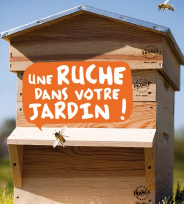 installer une ruche dans son jardin conseils et astuces bioaddict. Black Bedroom Furniture Sets. Home Design Ideas