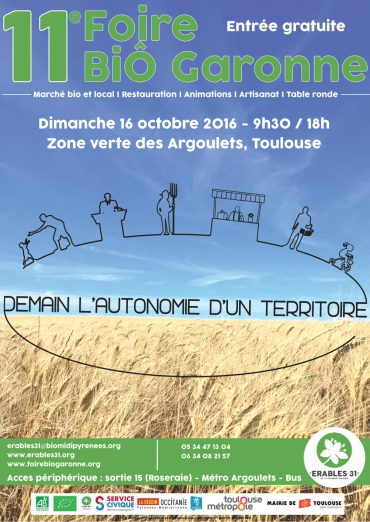 L'association ERABLES 31 organise la 11e...