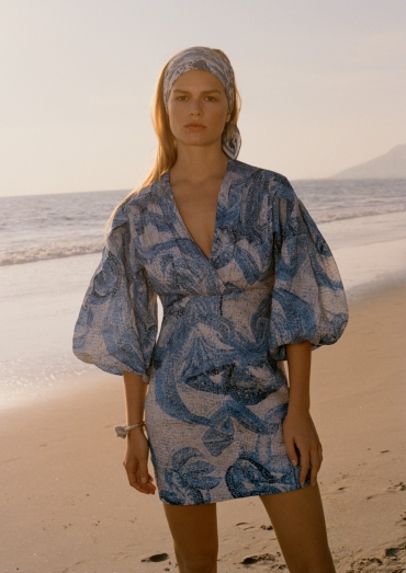 H&M Conscious Exclusive SS20.Robe courte...