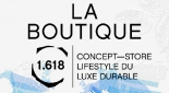 Boutique 1.618 : un concept-store lifestyle du luxe durable en juin à Paris